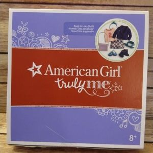 American Girl Ready to Learn Outfit